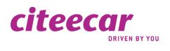 citeecar Logo