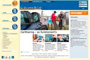 cambio website