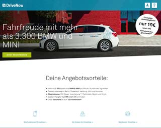 drivenow website