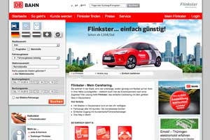 flinkster website